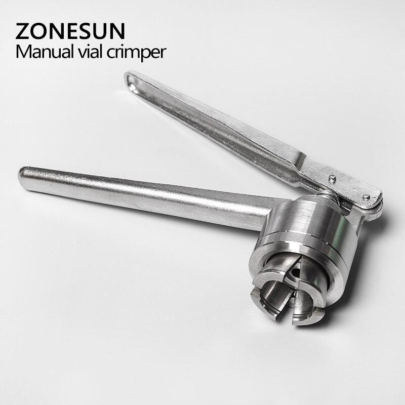 ZONESUN 28mm farmatseutiliste viaalide pressimisseade, meditsiinilise - Käsitööriistad - Foto 4