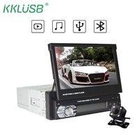 Car Stereo Bluetooth Autoradio MP5 Car Radio 1 DIN HD 7 Inch Phone Bluetooth USB TF