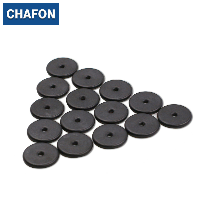 CHAFON 860~960Mhz Alien H3 uhf pps laundry tag used for laundry management and towel management 1000pcs long range rfid plastic seal tag alien h3 used for waste bin management and gas jar management