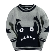 new fashion children sweater brand boys 3t 4t free knitting pattern baby pullover outfit cartoon printed infant organic cotton