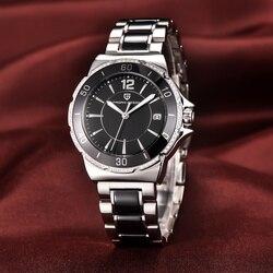 Pagani Design 2019 Brand Ceramic Women Watch Waterproof Quartz Women Luxury Lady Watches Relogio Feminino