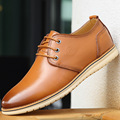 2016 Autumn England style  men leather shoes casual shoes