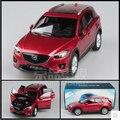 Mazda CX-5 1:18 оригинальный сплав моделирование модель автомобиля япония внедорожник красный и синий коллекция игрушка в подарок высокое качество