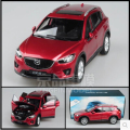 Mazda CX-5 1:18 Original simulation alloy car model Japan SUV red&blue Collection gift Toy high quality