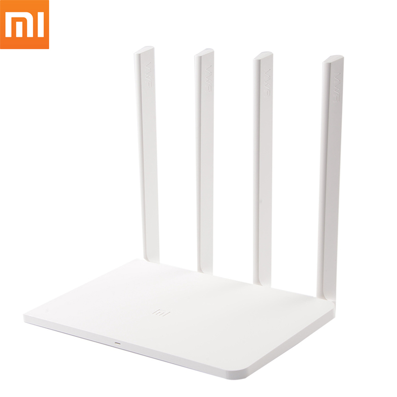 Original Xiaomi Router 3C Mi R3L WIFI Repeater 300Mbps Four Antenna 64MB ROM Wireless Routers Wi