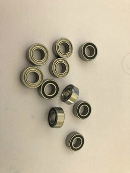 10pcs 6801 6801ZZ 6801RS 6801-2Z 6801Z 6801-2RS ZZ RS RZ 2RZ Deep Groove Ball Bearings 12*21*5mm image