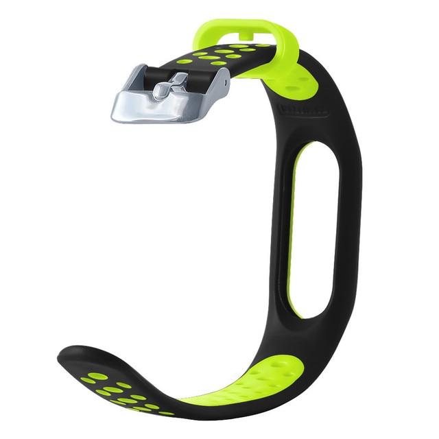 OTOKY Watchbands Sport WaterProof Lightweight Ventilate TPE   Strap   Bracelet Replacement Adjustable For Xiaomi Mi Band 2