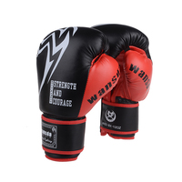 Boxing Kickboxing Muay Thai Training Gloves Gel Sparring Punching Bag Mitts boxing gloves for women purple