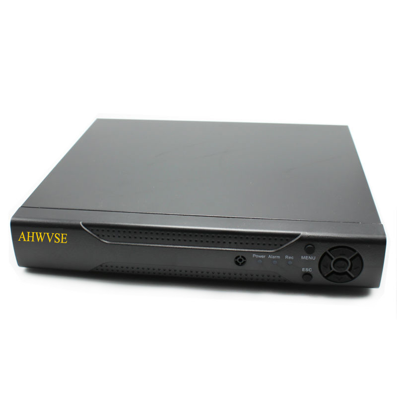 4 Channel 8 Channel  16CH AHD DVR Surveillance Security CCTV Recorder DVR 1080N Hybrid DVR For Analog AHD IP multifunctional ahd 1080n dvr hybrid