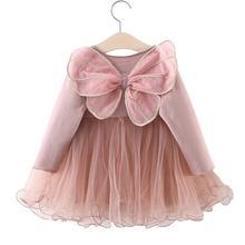 Newborn Baby Girl Dress for Girl 1 2 Year Birthday