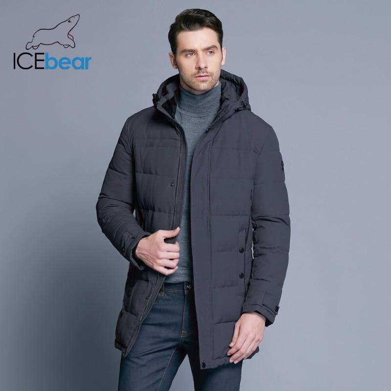 Dusen Klein men jacket Genuine Sheepskin Leather Luxury Mid long spring leather Coat black 14N628