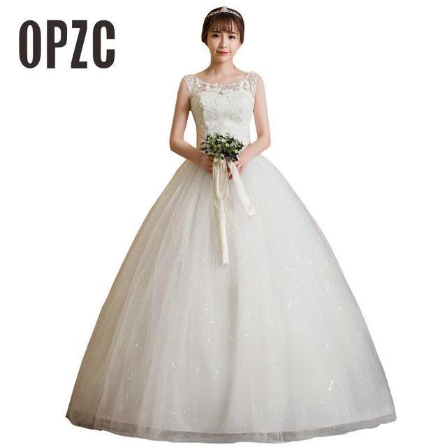 Velnosa Real Photo chep New Fashion Lace 3D Flower wedding dress 2017  Sweetheart Plus size Bride 379508982ac2