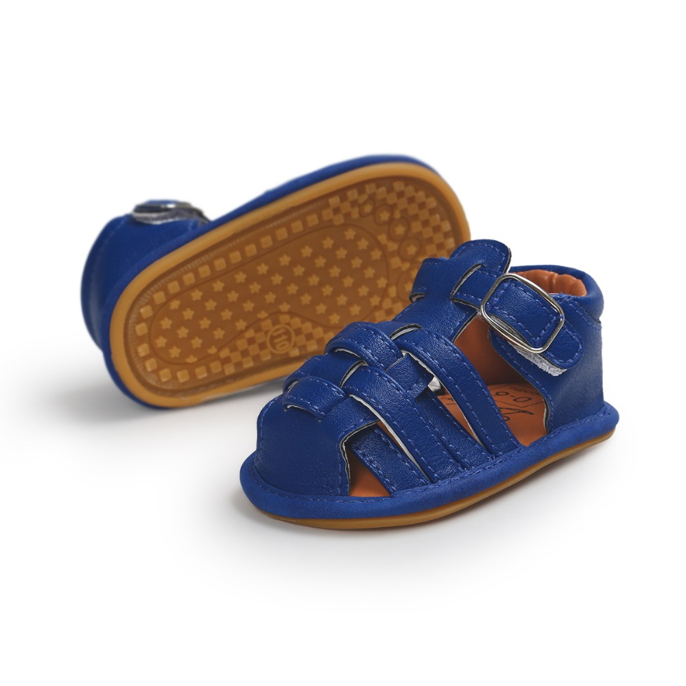 Bebe Mädchen Sommer Schuhe Baby Sandalen Leder Kinder Schuhe Jungen - Babyschuhe - Foto 6