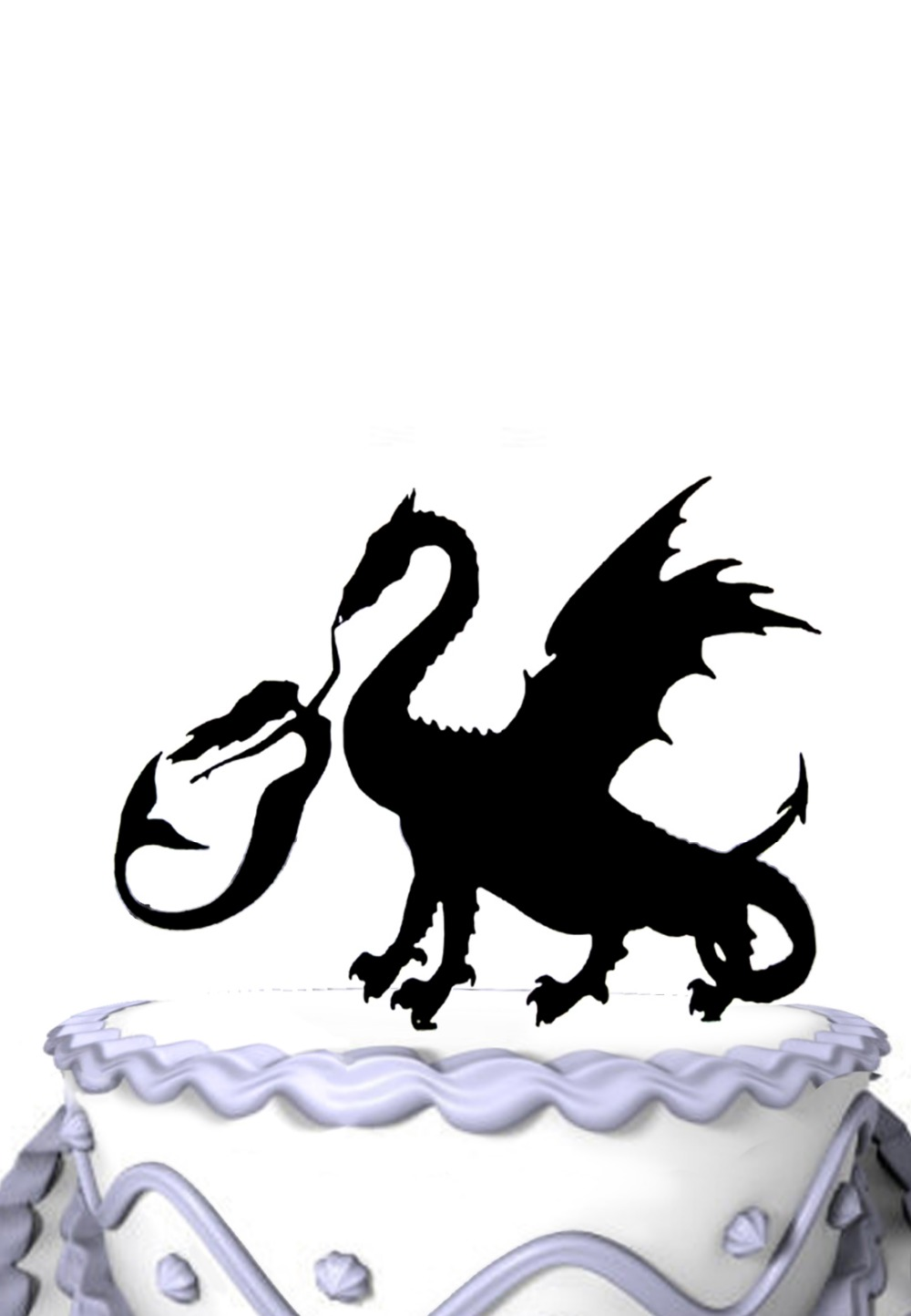 Best Dragon Wedding Cake Toppers Photos - Styles & Ideas 2018 - sperr.us