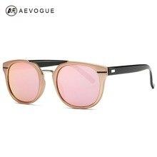 Aevogue женские солнцезащитные очки летний стиль новые солнцезащитные очки марка композитные пластиковые рамы Gafas óculos De Sol AE0322