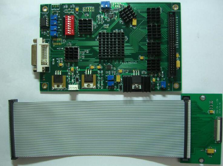 Doli 0810 2300 13U PCB nové verze ovladače, kontaktujte prosím další minilabové díly