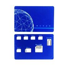 Nano SIM держатель для карт чехол с адаптером для sim-карты набор и Pin иглы для телефона и качественный конвертер для sim-карт Набор для Nano Micro SIM карты