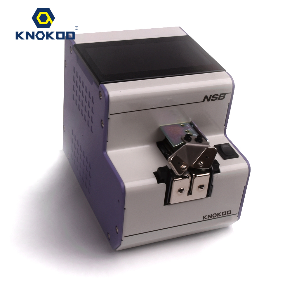 KNOKOO High Quality NSB Series Automatic Screw Feeder NSB-SR23 NSB-SR26 NSB-SR30 NSB-SR40 Auto Screw Dispenser