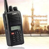 For the Motorola SMP528 walkie talkie 5W high power two way radio VHF UHF Frequency Portable Ham Radio Hf Transceive