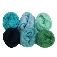 купить New 6pcs Pack Stretch New Photography Props Newborn Fotografia Blanket Baby Mohair Wraps Newborn Accessories Baby Photo Props по цене 696.26 рублей