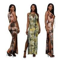 Kobiety Sukienka 2018 Vintage Suknie Plus Size Modne Ubrania aliexpress dla kobiet bandaża sukni Robe Sexy Ropa Mujer Vestido Longo