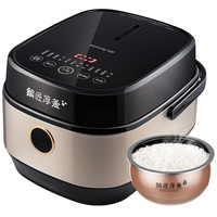 Home Smart Booking Mini Rice Cooker 2 8 people multifunctional small rice cooker kitchen appliances electric rice cooker 400W
