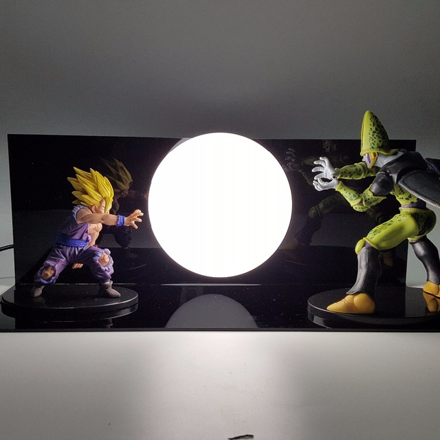 Dragon Ball Z Table Lamp
