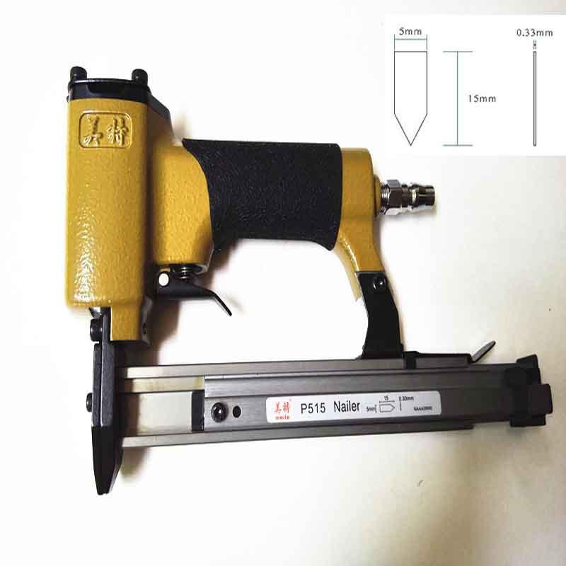 Pneumatische Nagler Gun Air staple pin Hefter Nail Gun Werkzeuge für ...