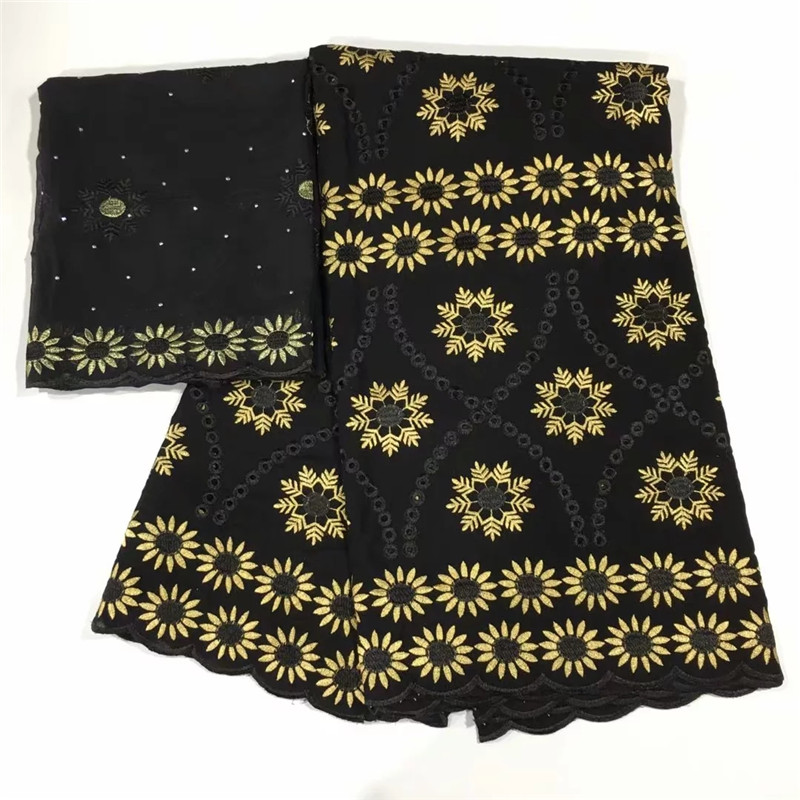 5 2 Swiss lace fabric 2019 heavy beaded embroidery African lace fabrics 100 cotton fabric Swiss