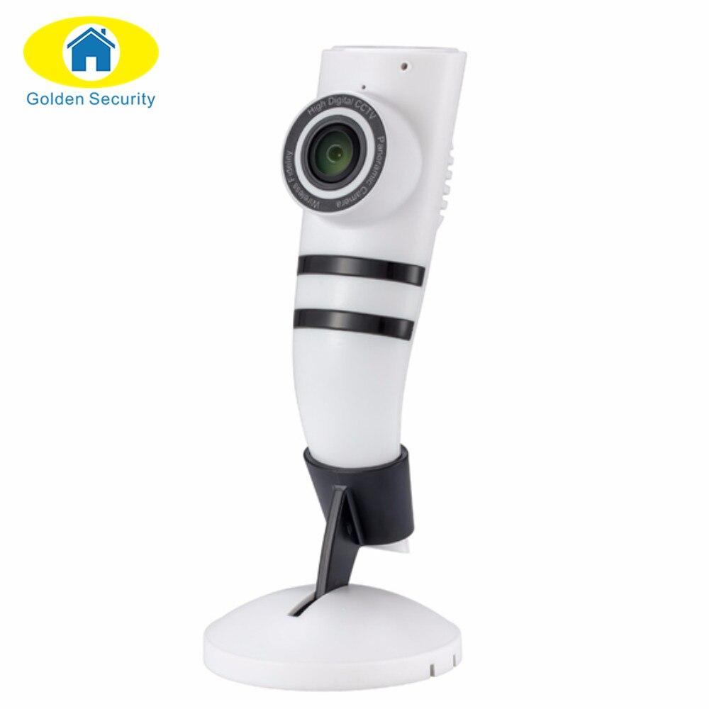 bilder für Golden Security Mini Drahtlose P2p-ip-kamera 720 P HD WiFi überwachungskamera Zwei-wege aufnahme babyphone automatische cruise
