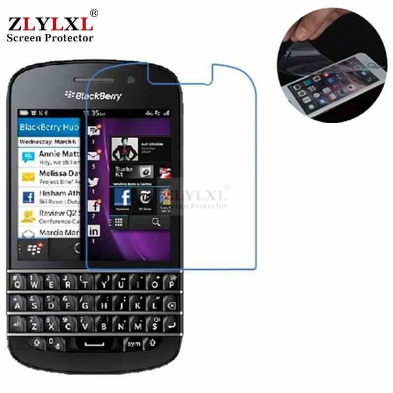 HD Soft film for Blackberry Q5 Q10 Q20 Classic Z3 Z10 Z30 screen protector  protective film
