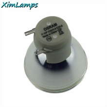 XIM Лампы OSRAM P-VIP 230/0. 8 E20.8 Совместимость MP670 W600 W600 + MP626 MP576 XD250U XD250UG Оригинальный Лампы Проектора для BENQ