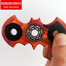 Fashion Hand Finger Toys Camo Fidget Spinner Hand Spinner For Autism and ADHD Anti Anxiety Camouflage Adult Kids Toys