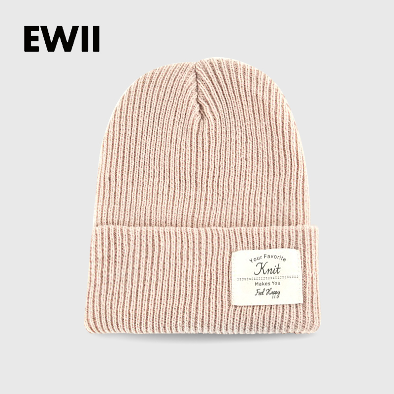 2017 Ladies winter hat skullies girl knitted beanie hats for women caps women casual wool bonnet beanies warm cap gorro bone hot sale winter cap women knitted wool beanie caps men bone skullies women warm beanies hats unisex casual hat gorro feminino