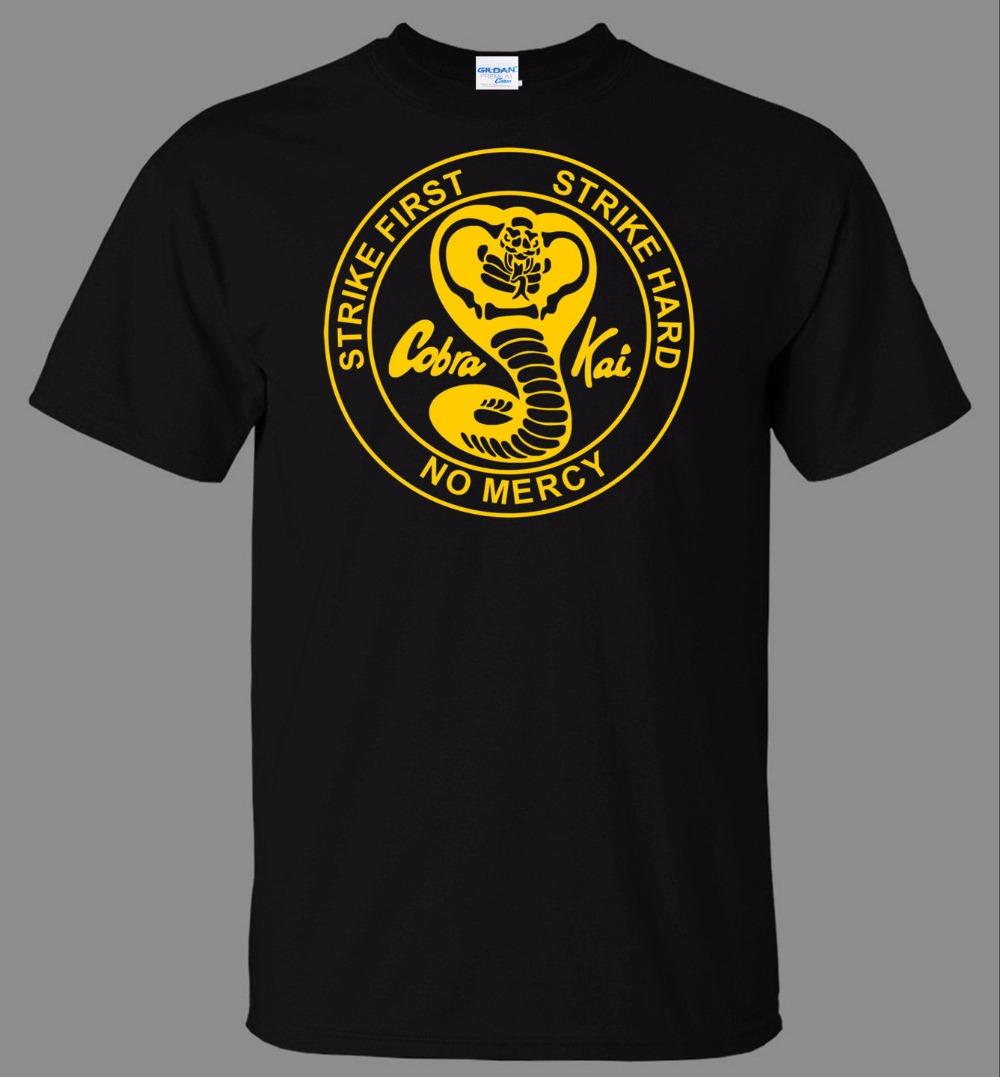 HTB1.CmCQVXXXXcoXpXXq6xXFXXXf - Cobra Kai Printed Short Sleeve Cotton Men's T-Shirt-Cobra Kai Printed Short Sleeve Cotton Men's T-Shirt