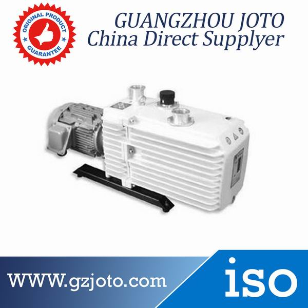 2XZ 6 0.75kw Direct Two stage Rotary Vane Vacuum Pump For OCA Laminating And LCD Screen Separator