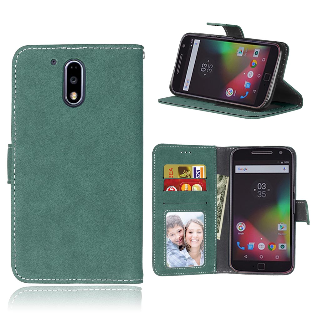 Luxury PU Leather Wallet Cell Phone Cases Cover For