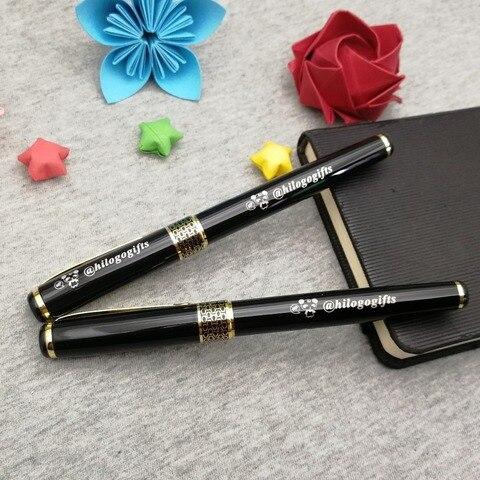 caixa de caneta classica caneta luxo