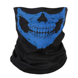 Image 5 - Cycling Ski Mask Balaclava Skull Outdoor Sports Bike Bicycle Skateboard Motorcycle Ghost Riding Hat Protect Full Face Mask