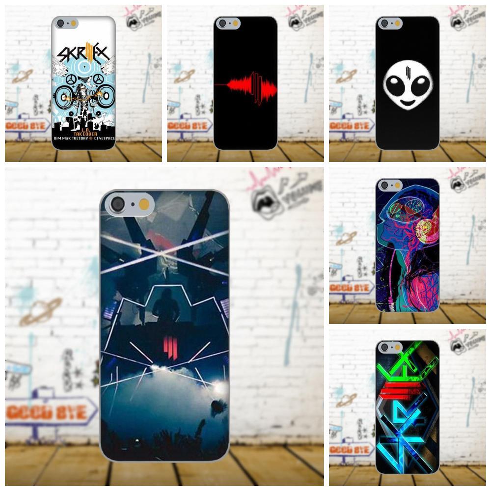 Oedmeb For Samsung Galaxy A3 A5 A7 J1 J3 J5 J7 2016 2017 S5 S6 S7 S8 S9 edge Plus Painted Phone Case Skrillex Alien Head Design