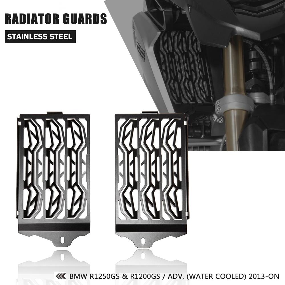 Aventure motos radiateur grille garde refroidisseur couverture pour BMW R1200GS R1200 GS R1200GSA R1200 GS ADV LC WC 2013-2017