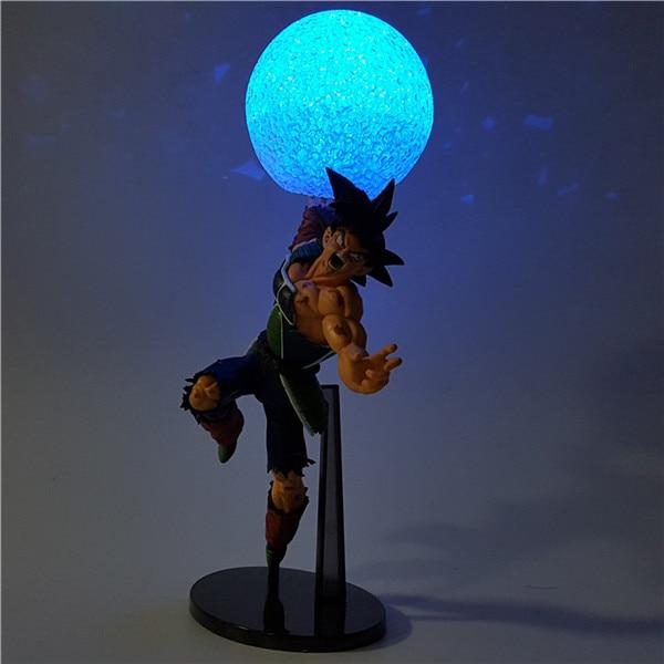 Figuras de Ação e Toy super saiyan goku de dragon Número da Serie Mfg : Modelo