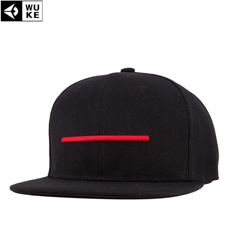 62e67b33c59 New Trucker Hater Snapback Gorras Hip Hop Cap Female Baseball Cap Women  Brim Straight Hat Fashion Unisex Red Stripes Rap Chapeau