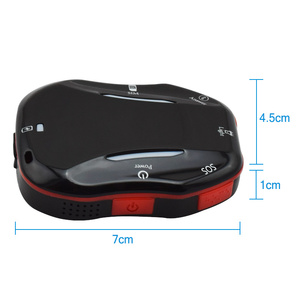 Image 5 - Mini WIFI GPS LBS Locator Echtzeit AGPS Positioning Elektronische Zaun Für Ältere Kind koffer Rucksack Zwei Weg Anruf Modus