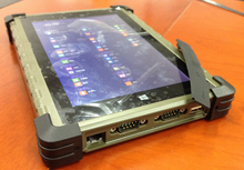 10.1 inch 4G RAM serial connector rugged tablet