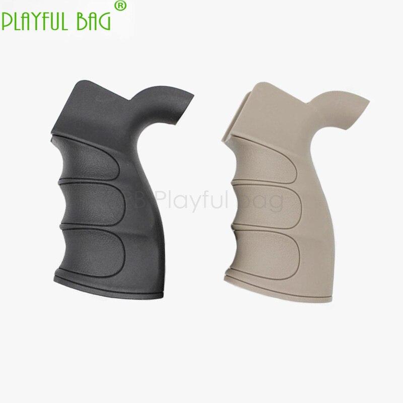 New Playful Bag Outdoor Sports DIY CS Intimate Accessory Jinming BD556 G27 Tactics After Grip Nylon Handle Gel Ball Gun LD24