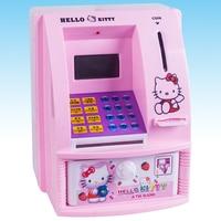2017 neue Ausgabe Geld Bank Volle Funktion ATM Spielzeug mit Neuen Features