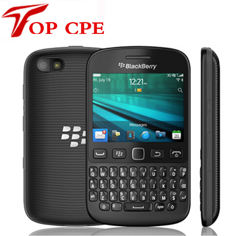 9720 Unlocked Original blackberry 9720 QWERTY Keyboard 5MP Support GPS WiFi Capacitive Screen Smartphone 2 8