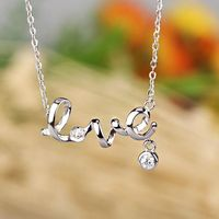Silver 925 Semi Mount Semi Mount Pendant Necklace Pearl or Round Bead 7 9mm Fine Jewelry Setting White Gold Color