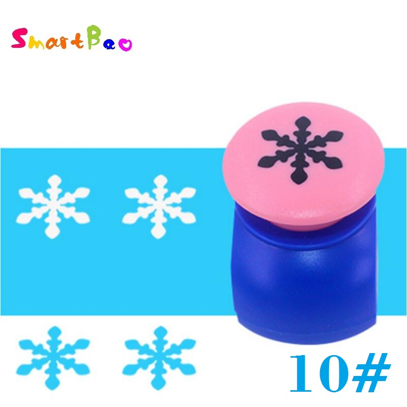 Puncher Scrapbooking Snowflake Scrapbooking Punches Perforadora De Papel Con Forma ; Pattern Width About: 2.4cm/0.94